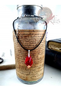 Collier pierre philosophale