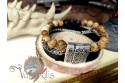 Bracelet homme - Collection Yggdrasil