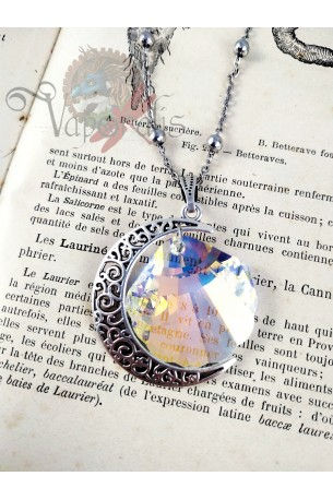 Collier Moon - Coquillage